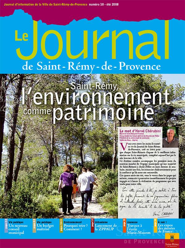 Journal de Saint-Rémy-de-Provence n°10