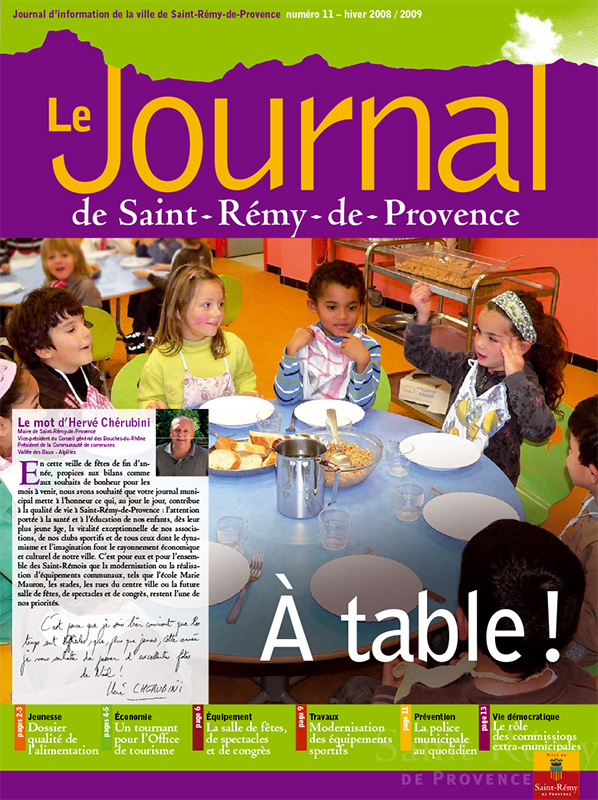 Journal de Saint-Rémy-de-Provence n°11