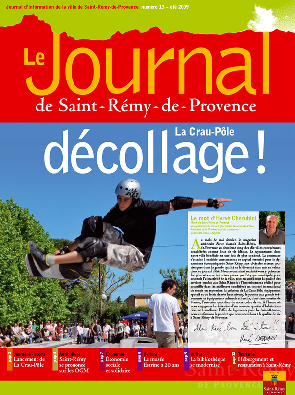 Journal de Saint-Rémy-de-Provence n°13