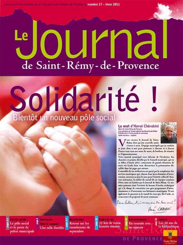 Journal de Saint-Rémy-de-Provence n°17