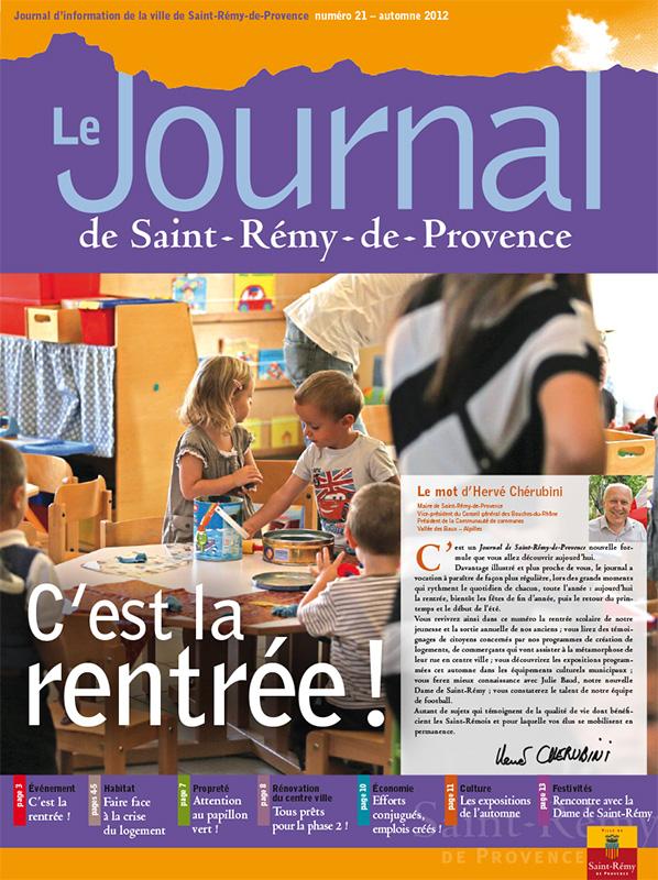 Journal de Saint-Rémy-de-Provence n°21