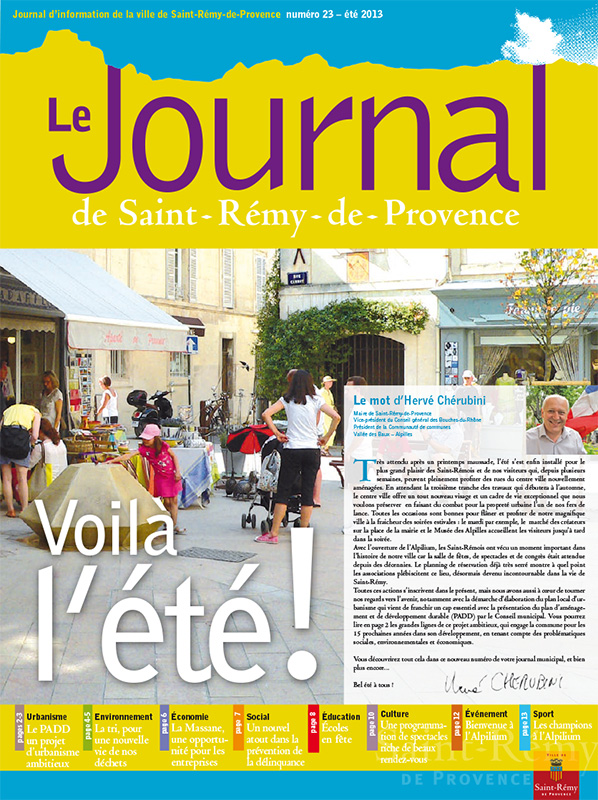Journal de Saint-Rémy-de-Provence n°23