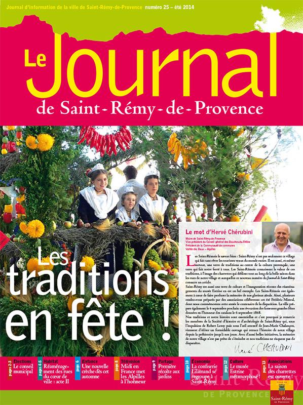 Journal de Saint-Rémy-de-Provence n°25