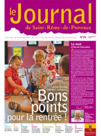 Journal de Saint-Rémy-de-Provence n°26