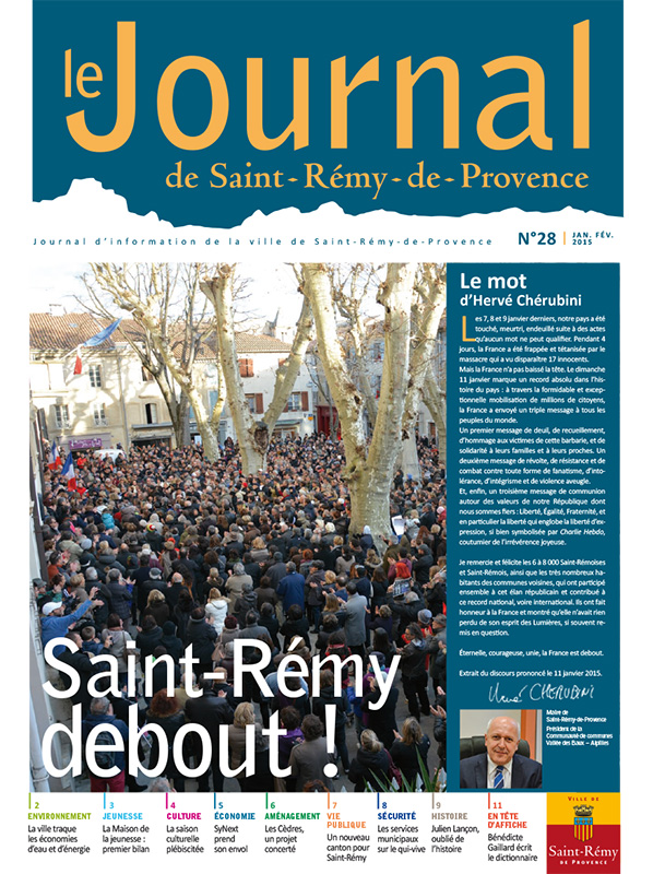 Journal de Saint-Rémy-de-Provence n°28