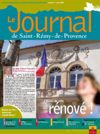 Journal de Saint-Rémy-de-Provence n°3