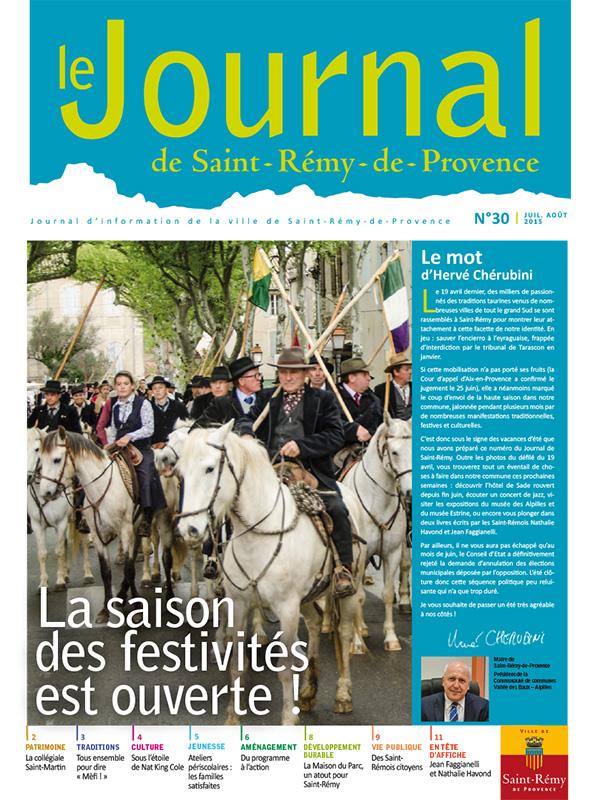 Journal de Saint-Rémy-de-Provence n°30