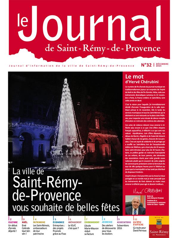 Journal de Saint-Rémy-de-Provence n°32