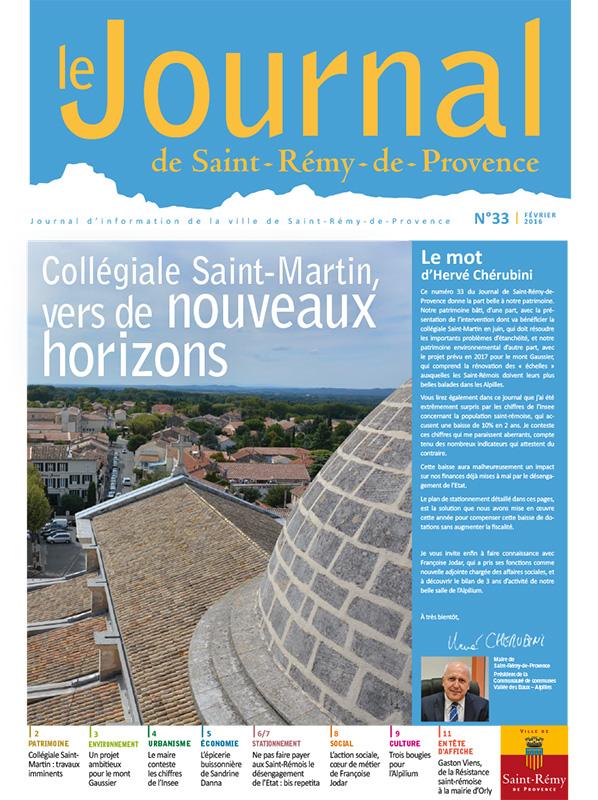 Journal de Saint-Rémy-de-Provence n°33