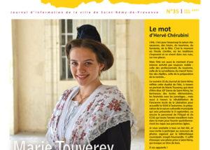 Journal de Saint-Rémy-de-Provence n°35