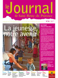 Journal de Saint-Rémy-de-Provence n°36