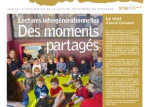 Journal de Saint-Rémy-de-Provence n°38