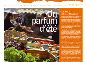 Journal de Saint-Rémy-de-Provence n°39