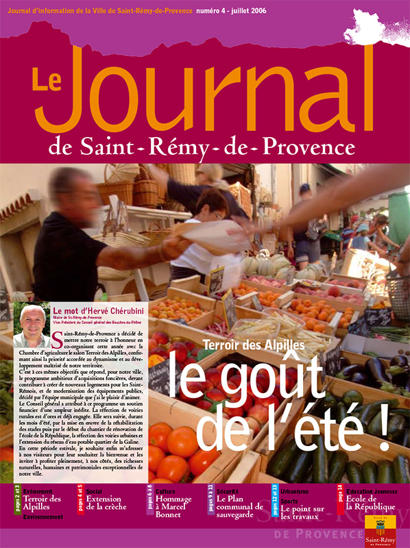 Journal de Saint-Rémy-de-Provence n°4
