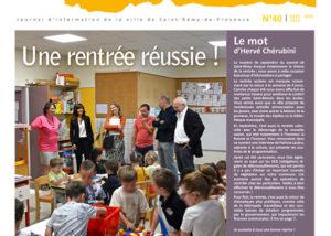 Journal de Saint-Rémy-de-Provence n°40