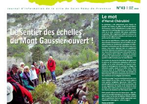 Journal de Saint-Rémy-de-Provence n°43