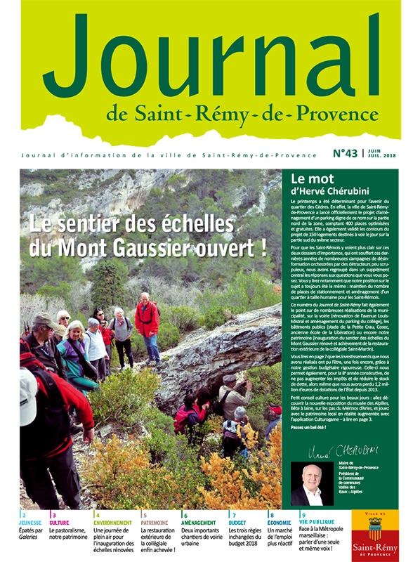 Journal de Saint-Rémy-de-Provence n°43