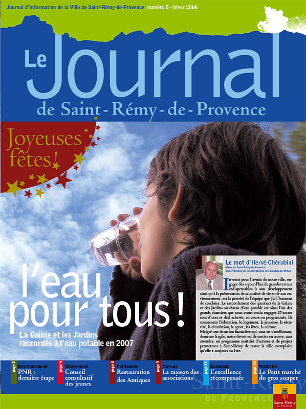 Journal de Saint-Rémy-de-Provence n°5