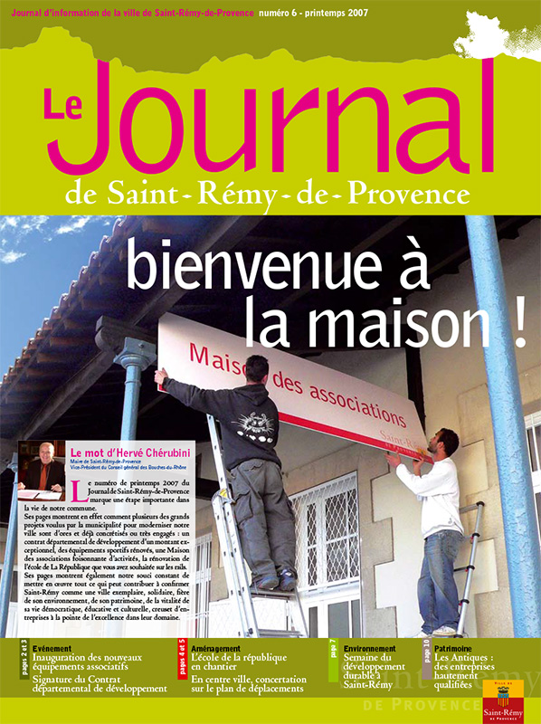 Journal de Saint-Rémy-de-Provence n°6