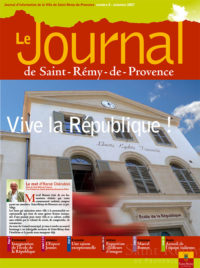 Journal de Saint-Rémy-de-Provence n°8