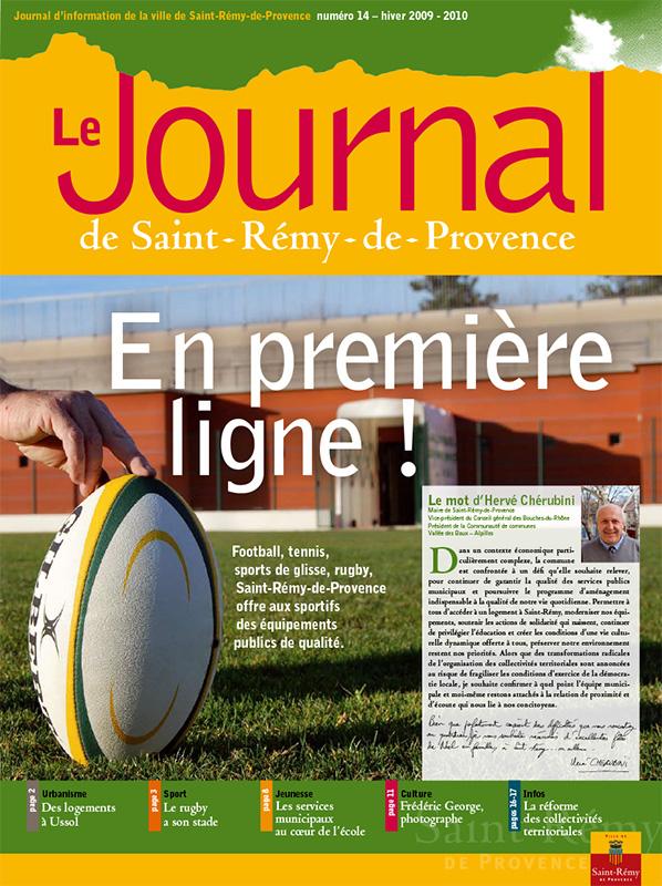 Journal de Saint-Rémy-de-Provence n°14