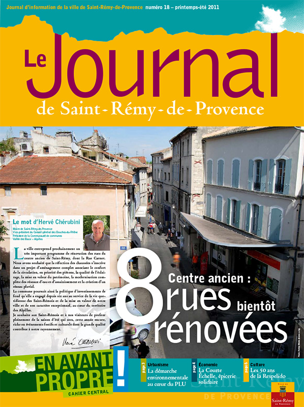 Journal de Saint-Rémy-de-Provence n°18