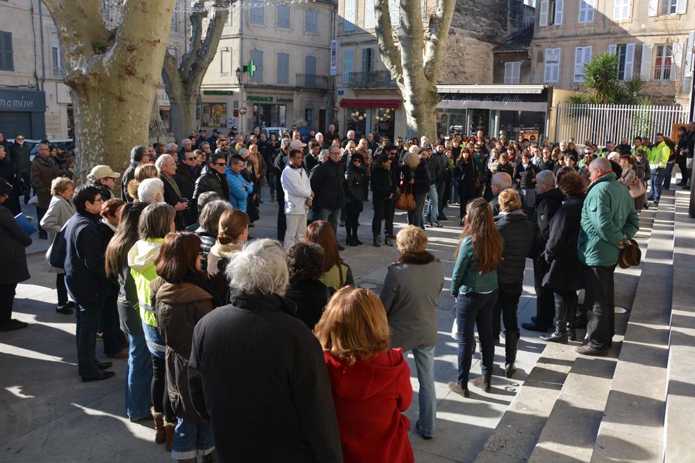 Hommage à Charlie Hebdo le 8 janvier 2015