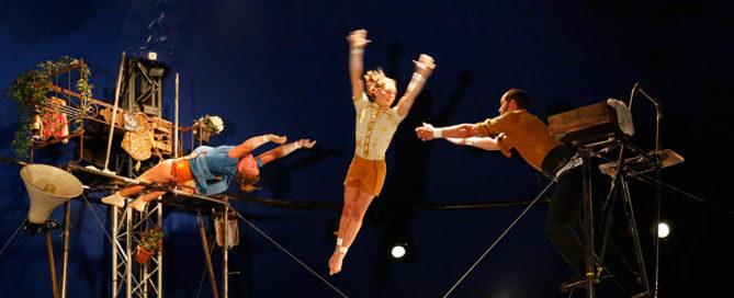 Cirque poussiere