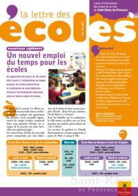 Lettre Ecoles 4
