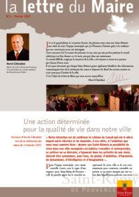 La Lettre du Maire N°3
