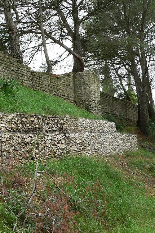 Mur romain de Marius