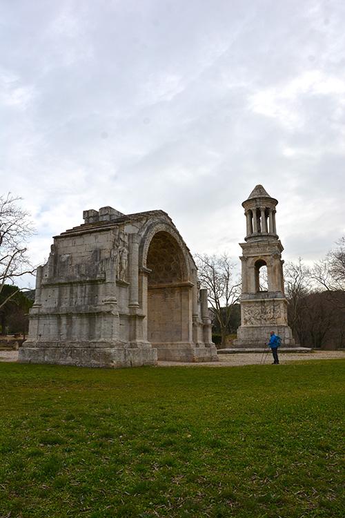 plateau des antiques