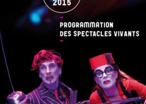 Saison Culturelle 2014-2015