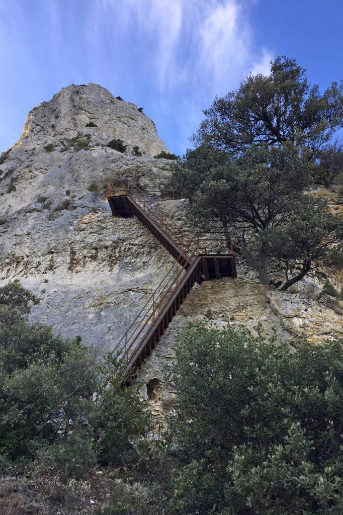 Echelles du Mont Gaussier
