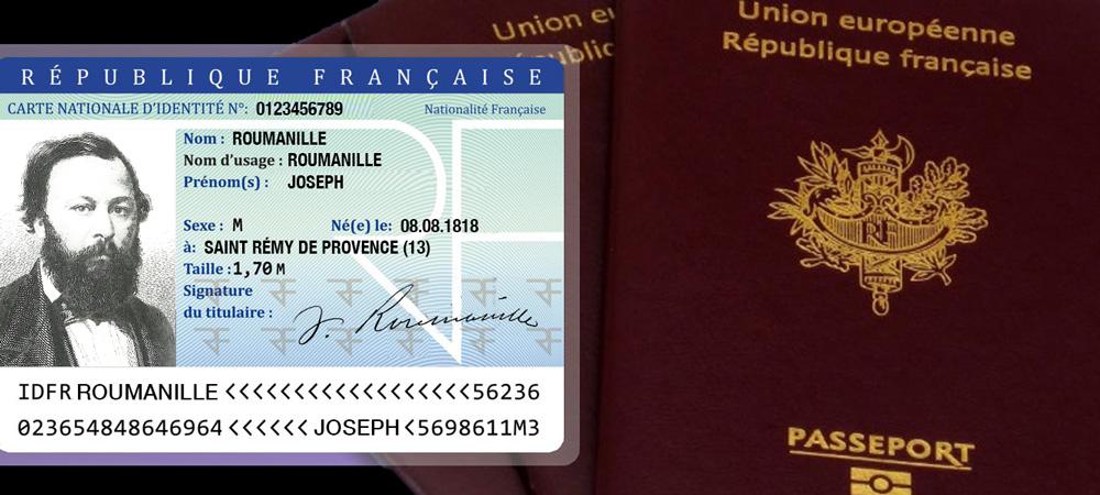 Carte Passeport.Passeport Et Cni Ville De Saint Remy De Provence