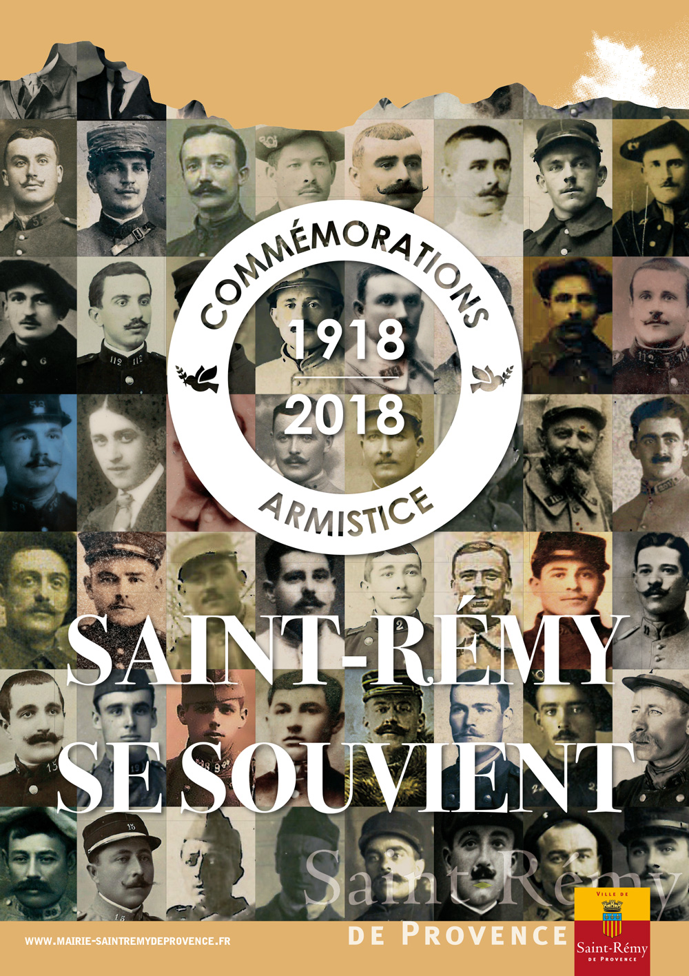 commemorations 1918-2018