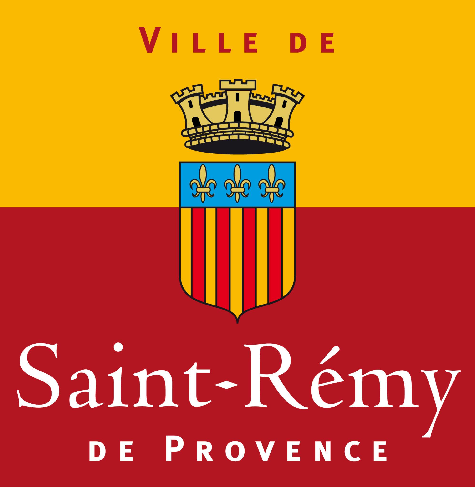 Logo Ville Saint-Rémy-de-Provence