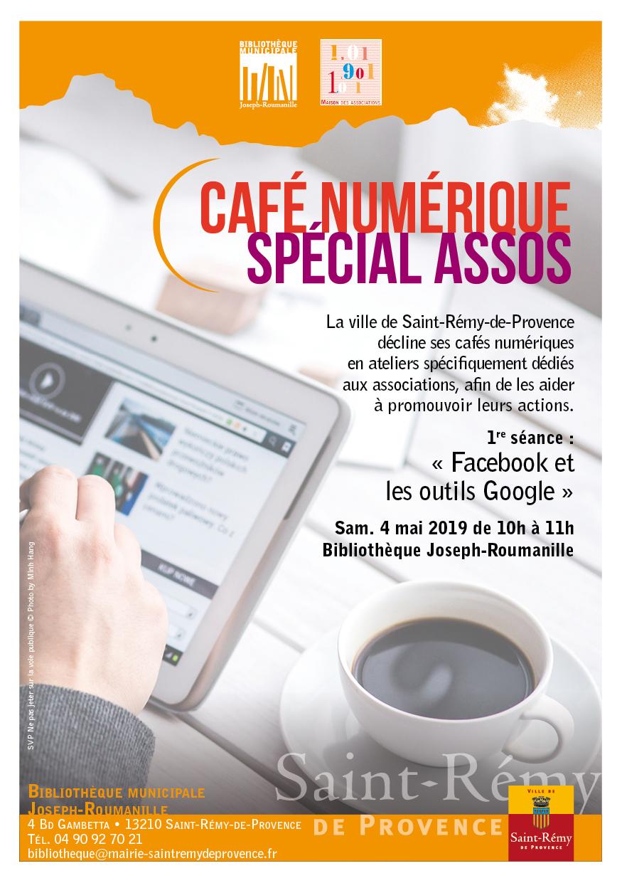 Café numérique spécial assos