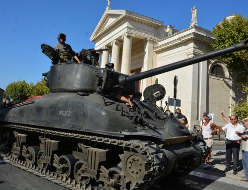 Les 75 ans de la Libération en images
