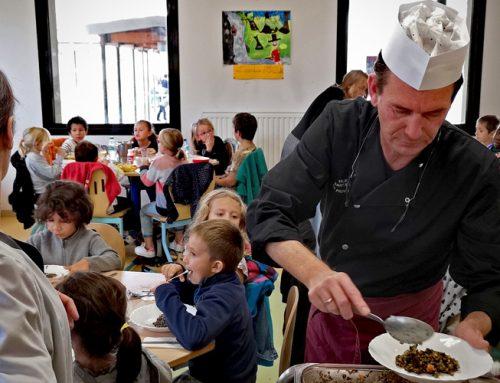 Restaurants scolaires : encore meilleurs !
