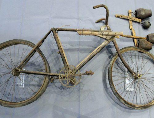 Devenez mécène, faites sonner le vélo du Sauvage !