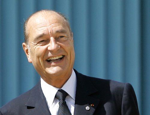 Un registre de condoléances pour Jacques Chirac