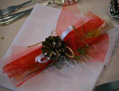 Inscriptions au repas de Noël du CCAS
