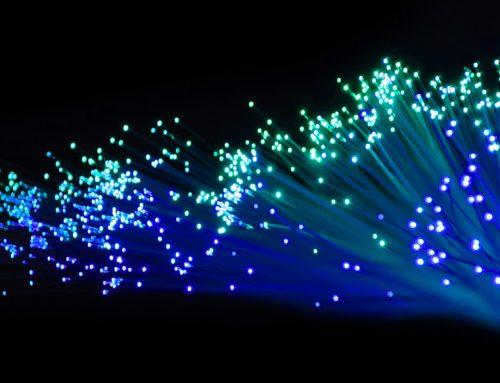 La fibre optique en chemin