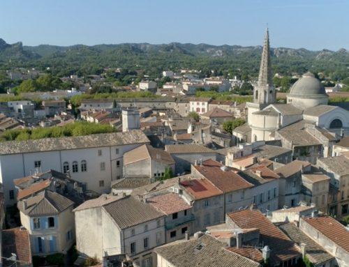 Saint-Rémy-de-Provence, station classée tourisme