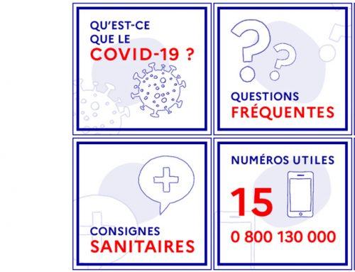 Coronavirus :  rappel des recommandations pour les voyageurs