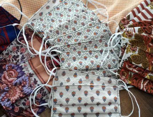 Plus de 16 000 masques distribués aux Saint-Rémois