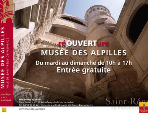L'entrée gratuite au musée des Alpilles jusqu'au 30 août