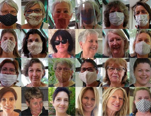 Merci pour les masques !
