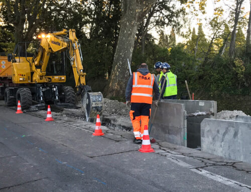 Travaux imminents sur l'avenue Pellissier